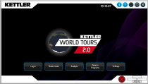 Kettler World Tours 2.0