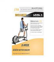 IFIT SD Card Wellness Livello 3 per ellittiche Attrezzi Fitness